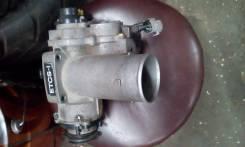 Заслонка дроссельная. Toyota Mark II, JZX110 Двигатель 1JZGTE