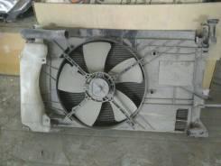 Радиатор охлаждения двигателя. Toyota Wish, ZNE10, ZNE10G Toyota Scion, ANT10 Двигатели: 1ZZFE, 2AZFE