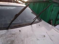 Держатель щетки стеклоочистителя. Nissan Sunny, FNB14 Двигатель GA15DE