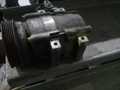 Компрессор кондиционера. Hyundai Tucson Hyundai Santa Fe, D4EB Двигатели: D4EA, D4EB, D4EBV