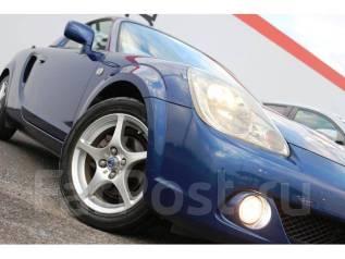 Toyota MR-S. механика, передний, 1.8, бензин, 38 596 тыс. км, б/п, нет птс. Под заказ
