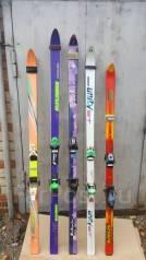 Лыжи горные. 165,00см., горные лыжи, универсальные