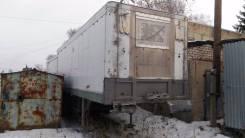 ОдАЗ. Утепленный вагон-бытовка