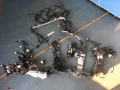 Проводка под торпедо. Toyota Hiace, KZH106G, KZH106W Toyota Regius Ace, KZH100, KZH106 Двигатель 1KZTE
