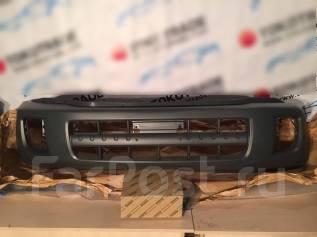 Бампер. Toyota RAV4, ACA21W, ZCA26W, ACA20W, ZCA25W, CLA20, CLA21, ACA21, ACA22, ACA23, ACA20, ZCA26, ZCA25 Двигатели: 1ZZFE, 1AZFSE, 2AZFE, 1CDFTV, 1...
