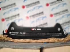 Бампер передний Toyota Rav4 с 2012-2015, Нижняя Часть, новая оригинал