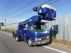 Mitsubishi Canter. Mitsubishi canter, 4 600 куб. см., 15 м. Под заказ