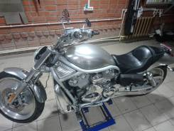Harley-Davidson V-Rod. 1 125 куб. см., исправен, птс, с пробегом