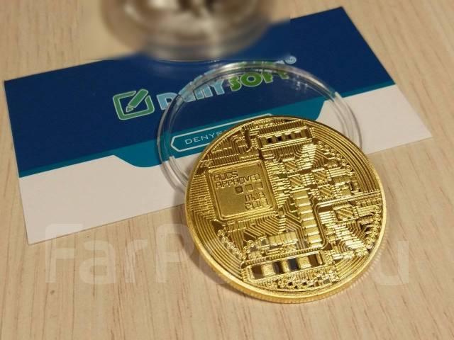 Bitcoin Gold Money / Биткоин Золотая Монета