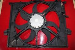 Вентилятор охлаждения радиатора. Mercedes-Benz M-Class, W164
