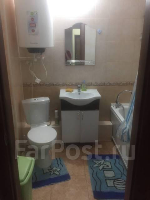 1-комнатная, улица Ясная 44. Краснофлотский, частное лицо, 42 кв.м. Ванная