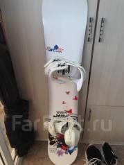 Комплекты сноубордические. 151,00см., all-mountain (универсальный)