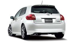 Бампер. Toyota Auris, NDE150, ADE150, ZZE150, ZRE151 Двигатели: 1NDTV, 1ZRFE, 1ADFTV, 4ZZFE