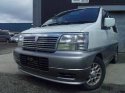 Nissan Elgrand. автомат, 4wd, 3.0, дизель, 46 000 тыс. км, б/п, нет птс. Под заказ