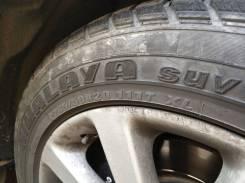 Federal Himalaya SUV. Зимние, без шипов, 2014 год, износ: 40%, 4 шт