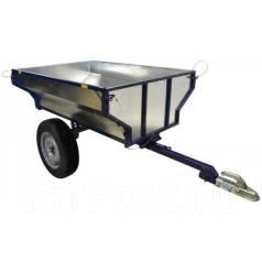 Прицеп ATV-PRO Iron Farmer 2 колеса R13. Г/п: 300кг., масса: 70,00кг. Под заказ