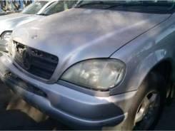 Подсветка номера Mercedes ML W163 1998-2004