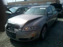 Подсветка номера Audi A6 (C6) 2005-2011