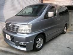 Nissan Elgrand. автомат, задний, 3.5, бензин, 44 400 тыс. км, б/п, нет птс. Под заказ