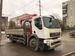 Кран-борт Volvo FE 240 11 тонн
