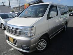 Nissan Elgrand. автомат, задний, 3.0, дизель, 57 000 тыс. км, б/п, нет птс. Под заказ