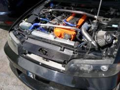 Рамка радиатора. Nissan Skyline, BCNR33, ENR33
