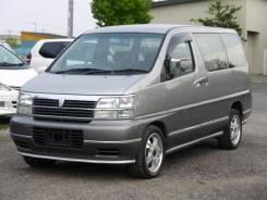 Nissan Elgrand. автомат, 4wd, 3.0, дизель, 52 000 тыс. км, б/п, нет птс. Под заказ