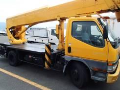 Mitsubishi Canter. Автовышка MitsubishI Canter, 5 200 куб. см., 22 м. Под заказ