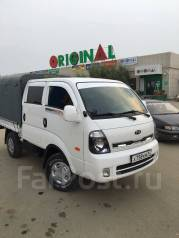 Kia Bongo III. Продаю грузовик KIA Bongo III, 2 500 куб. см., 1 000 кг.