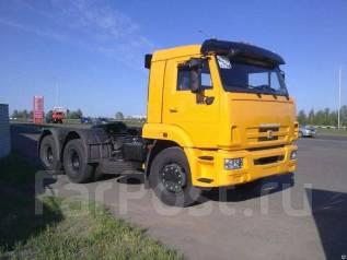 Камаз 65116-А4. Седельный тягач Камаз-65116-6010-23(А4), 10 800 куб. см., 16 000 кг.