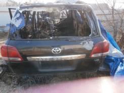 Дверь багажника. Toyota Land Cruiser, VDJ200 Двигатель 1VDFTV