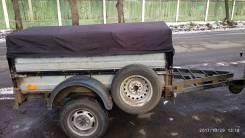 "Крепыш, 2008. Продается прицеп ""Крепыш"", 750 кг."
