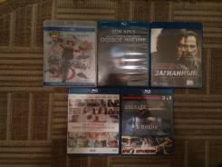 5 Blu-Ray дисков с фильмами