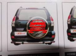 Кенгурятники. Toyota Land Cruiser Prado. Под заказ