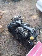 Двигатель в сборе. Subaru Forester, SG, SG5, SG6, SG69, SG9, SG9L Двигатели: EJ20, EJ201, EJ202, EJ203, EJ204, EJ205, EJ20A, EJ20E, EJ20G, EJ20J