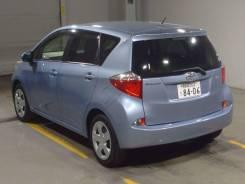 Toyota Ractis. 2014, 1NZFE