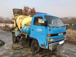 Isuzu Forward. Продам бетономешалку , 7 120 куб. см., 2 000,00 куб. м.