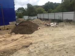 Приму грунт, мусор строительный, бетон