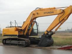 Hyundai R250LC-7. Экскаватор