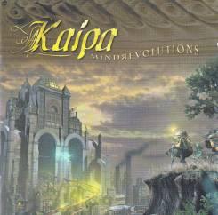 """CD Kaipa """"Mindrevolutions"""" 2005 Germany"""