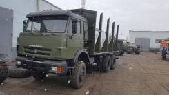 Камаз 65111. сортиментовоз авганец 6х6, 28 000 куб. см., 17 000 кг. Под заказ