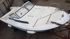 Yamaha Fish 24. длина 7,50м., двигатель подвесной, 115,00л.с., бензин