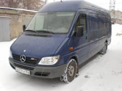 Mercedes-Benz Sprinter. Мерседес-Бенц Спринтер 2013 года , дизель, цельнометаллический фургон., 2 200 куб. см., 3 места