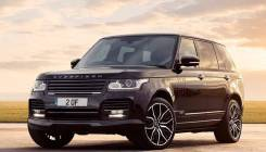 Land Rover. 9.5x22, 5x120.00, ET45, ЦО 72,6мм. Под заказ