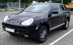 Капот. Porsche Cayenne, 957