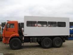 Камаз 43118-46. Продается Камаз 43118-3999-46 Вахтовый автобус, северное исполнение, 11 000 куб. см., 3 000 кг.