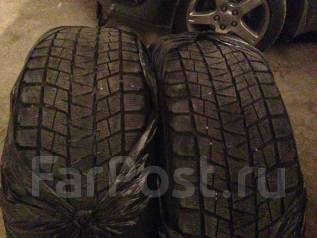 Bridgestone Blizzak DM-V1. Зимние, без шипов, износ: 30%, 2 шт