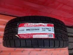Roadstone Winguard Ice. Зимние, без шипов, без износа, 1 шт