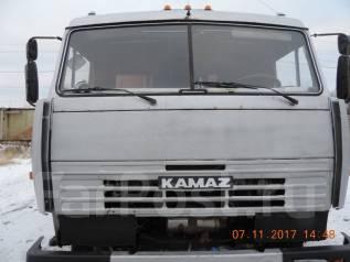 Камаз 54115. , 2003г. П/П ШМИЦ 1994г., 14 860 куб. см., 20 100 кг.