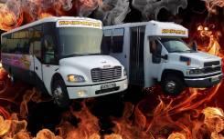 """Лимузин""""Party Bus"""" ! Новый уровень комфорта, C обслуживанием! 5000 р/ч. С водителем"""